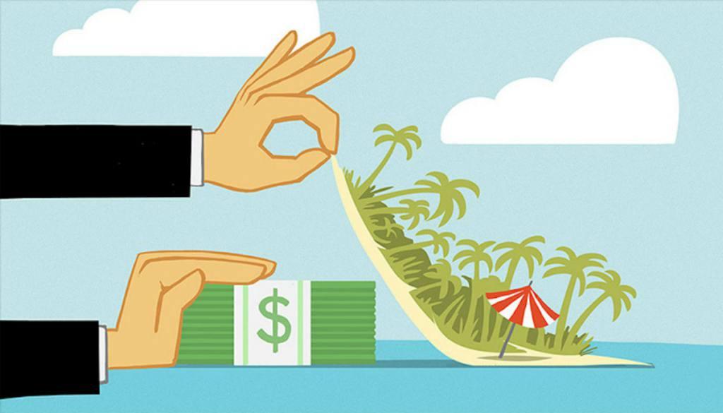 Guaridas fiscales: Paraísos de ricos, cloacas del mundo