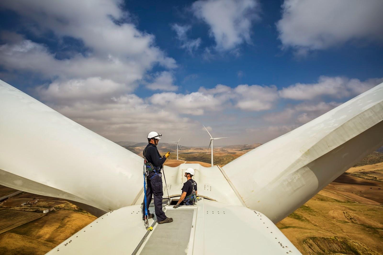 Eólica: Entraron en operaciones el Parque Eólico San Jorge y El Mataco