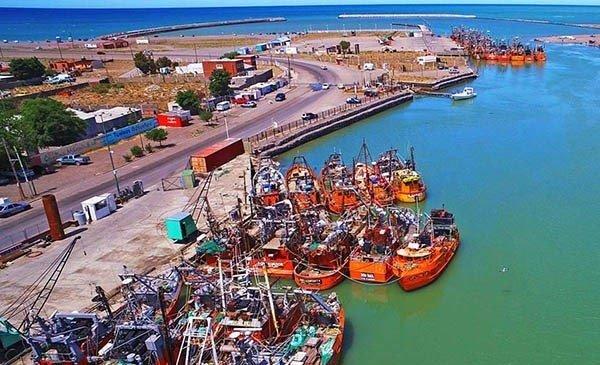Puerto Rawson: Licitarán una ampliación de 50 metros por $150 millones