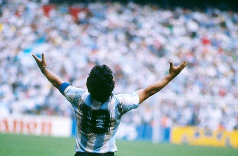 Maradona, según Eduardo Galeano