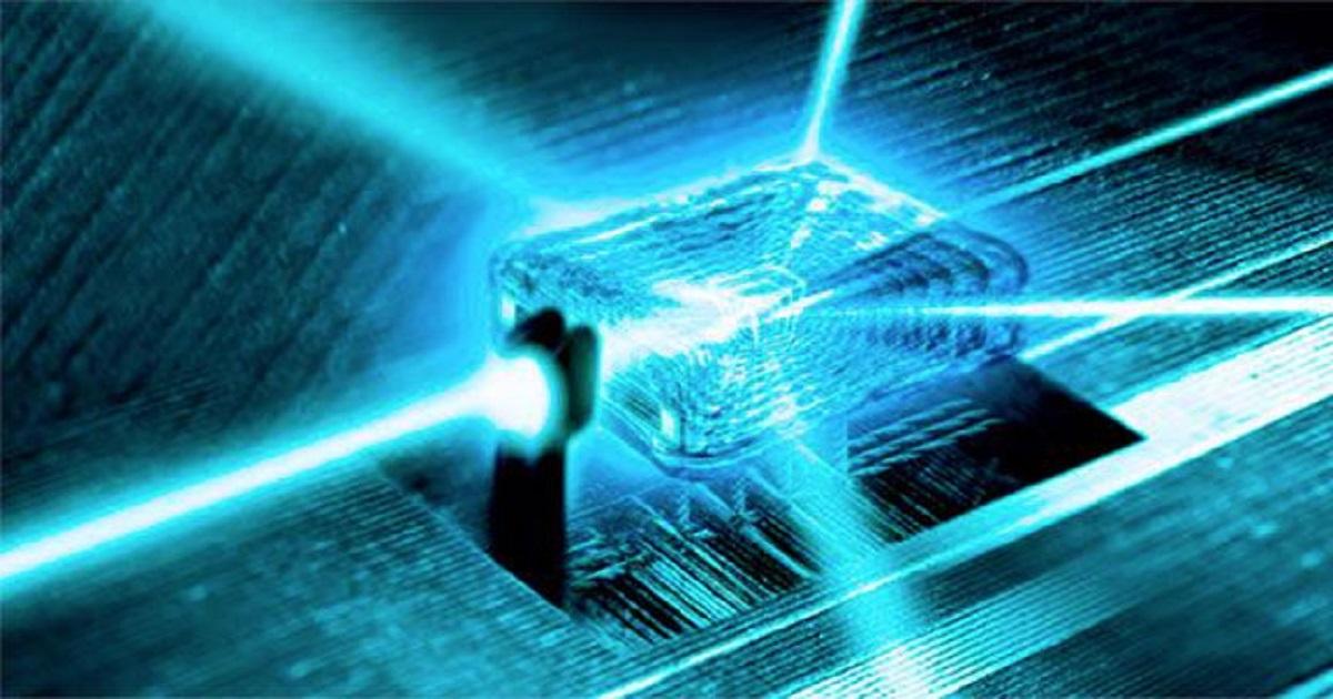 Memoria cuántica: Logran atrapar y transportar partículas de luz