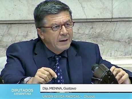 Menna criticó a Provincia y Nación por cancelar el contrato de un parque eólico de u$s 130 millones