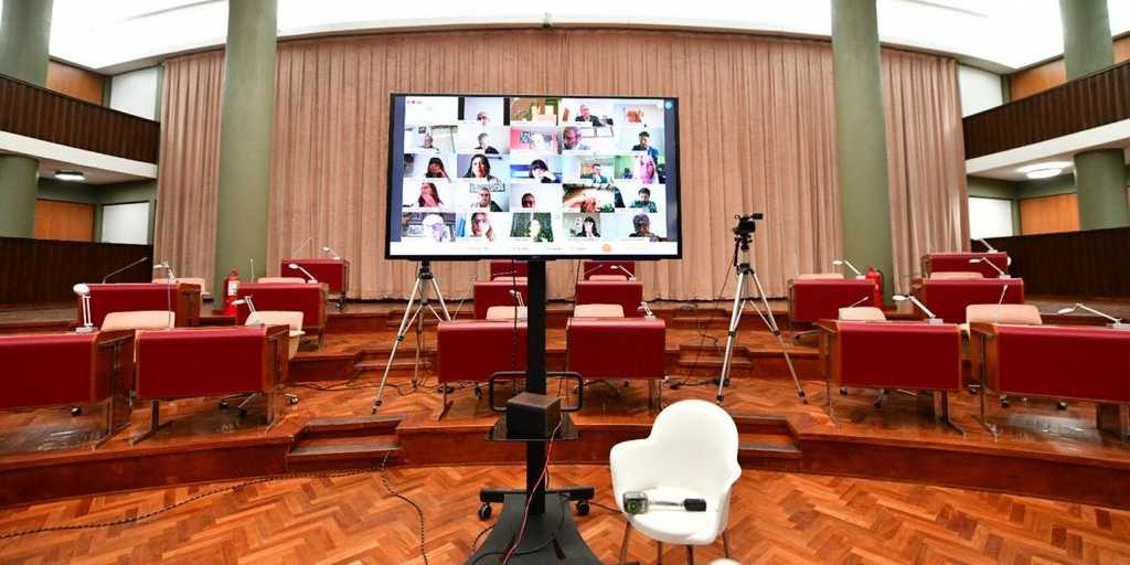 La Legislatura tratará este jueves el pliego del nuevo presidente de Petrominera Chubut