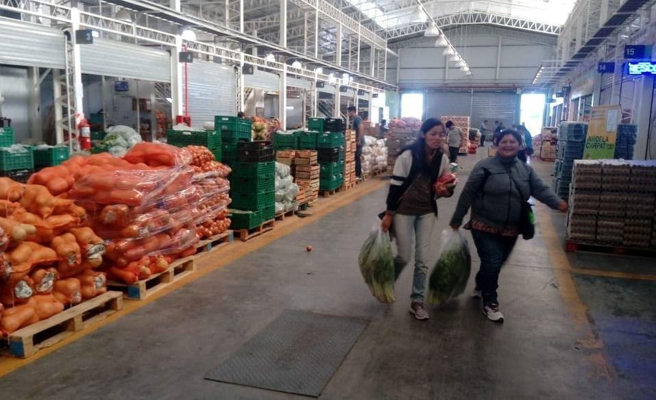 Trelew: El Mercado Concentrador Chubut abre lunes y martes por la mañana