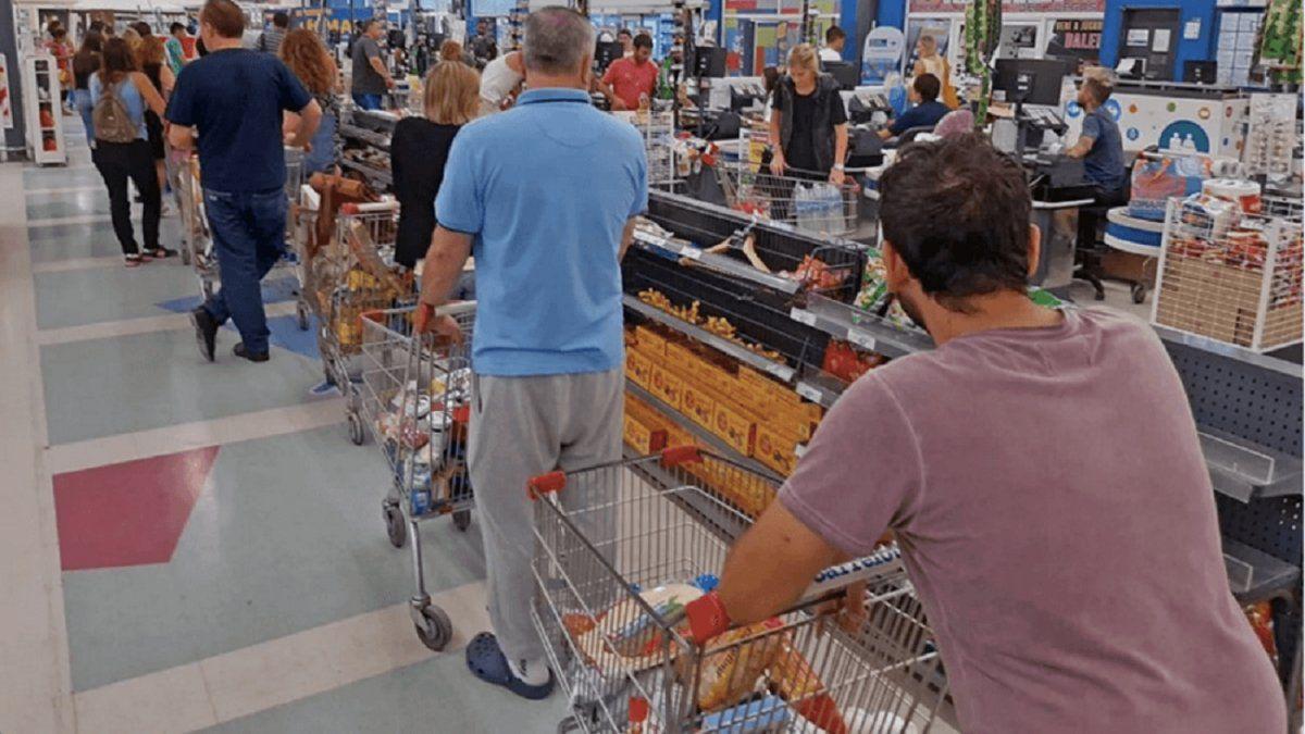 Renovaron acuerdo de descuento para empleados provinciales en cadenas de supermercados