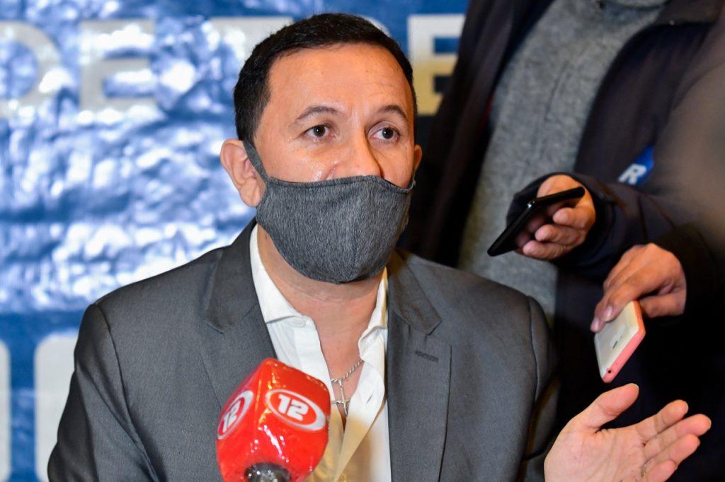 Trelew: Maderna anunció cambios en el gabinete, inclusive en las primeras líneas