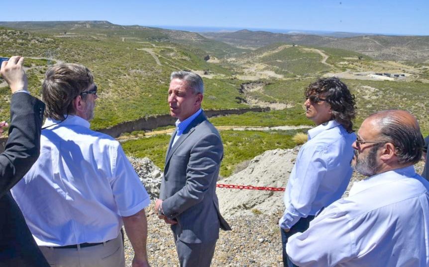 Arcioni lanza este lunes un debate virtual por la minería, con actores públicos y privados
