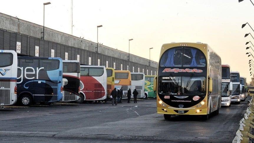 Covid-19: No habrá restricciones en el transporte de larga distancia
