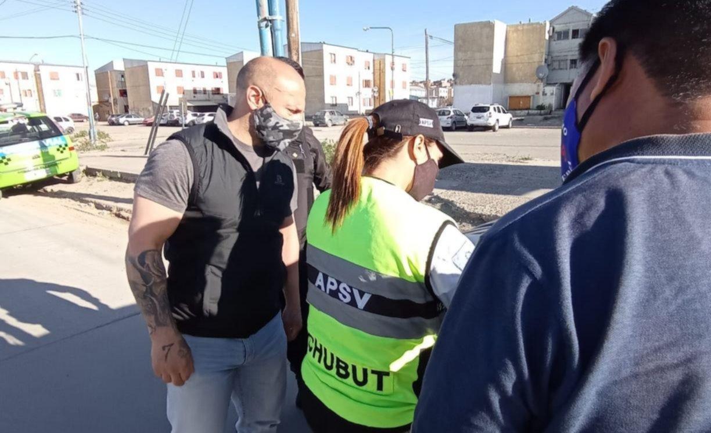 'Toque de queda' en Chubut: Quienes circulen después de las 23 serán demorados, y secuestrarán vehículos