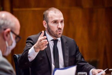 Guzmán dijo que las Provincias deben renegociar sus deudas 'en línea' con lo que hizo Nación en cuanto a costos