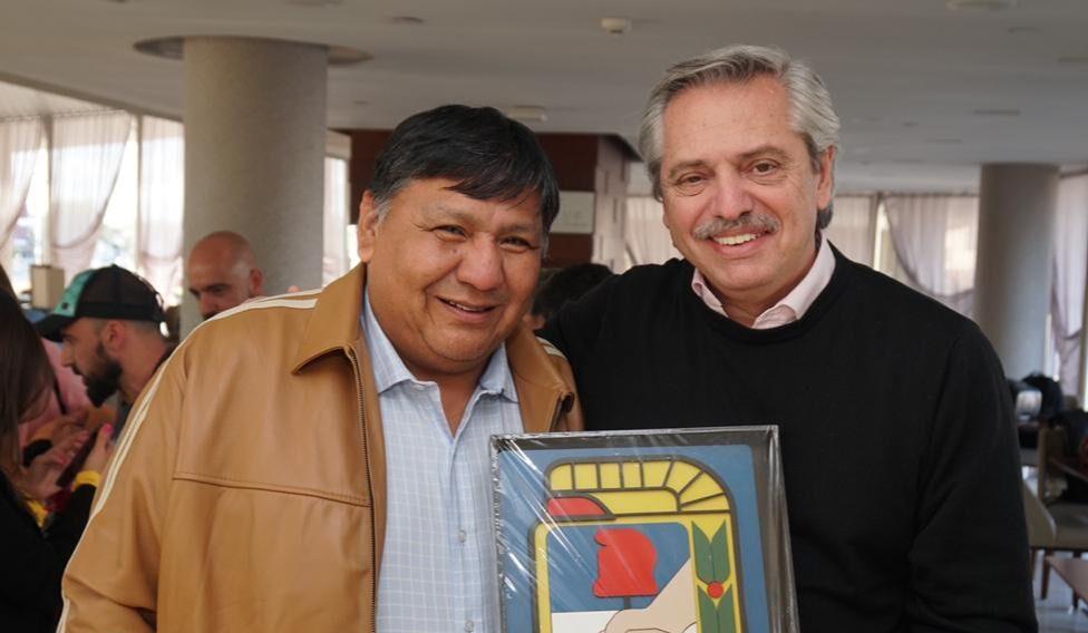 «Loma» Ávila gestiona en Buenos Aires la vacuna para los trabajadores petroleros