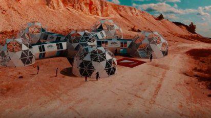 Instalarán en La Rioja un simulador de condiciones de vida en Marte