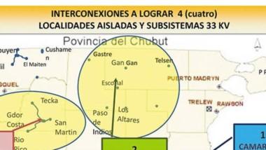 Servicios Públicos: Hubo reunión con Nación para proyectar obras de interconectado territorial