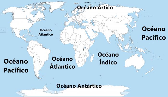 Planeta en movimiento: Investigan porqué el Atlántico es cada vez más grande y el Pacífico más pequeño