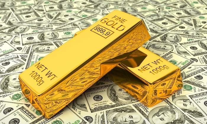 Minería: Cae el precio del oro y va camino a una segunda baja mensual