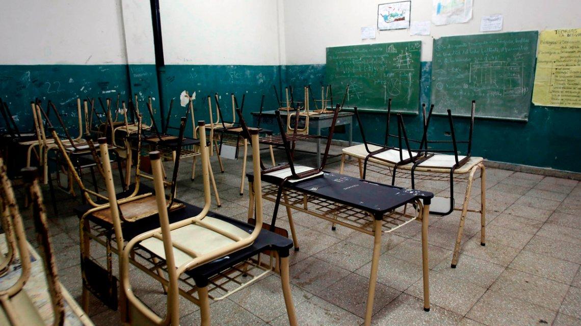 No hubo acuerdo entre Gobierno y gremios, y peligra el inicio de clases en Chubut