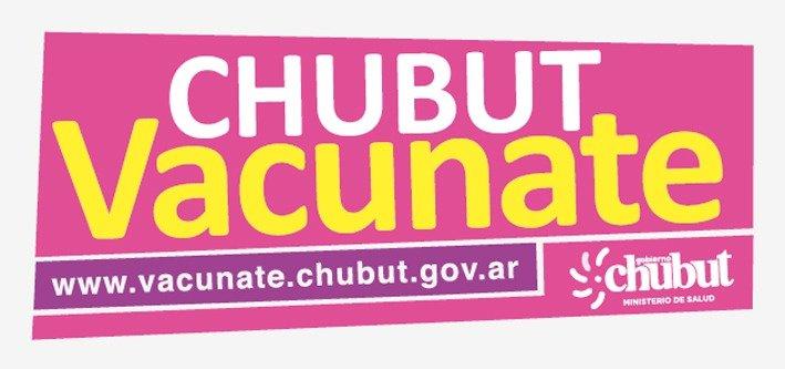 Convocan a la población de Chubut a inscribirse para vacunarse