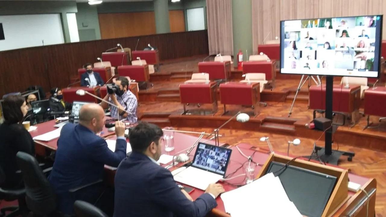 El oficialismo impuso a Ingram y Eliceche como nuevas autoridades de la Legislatura de Chubut