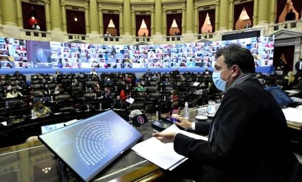 Biocombustibles: Atribuyen a Monzó y los patagónicos de Cambiemos la sesión frustrada