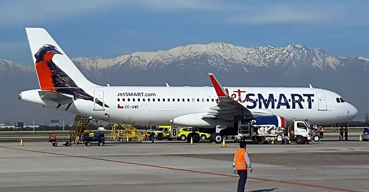 Comodoro: JetSmart evalúa comenzar con dos vuelos semanales para fines de 2021