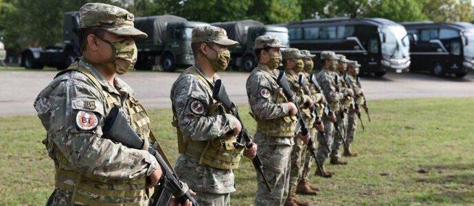 Confinamiento: El ministro de Defensa aclaró que «el Ejército no saldrá a las calles»