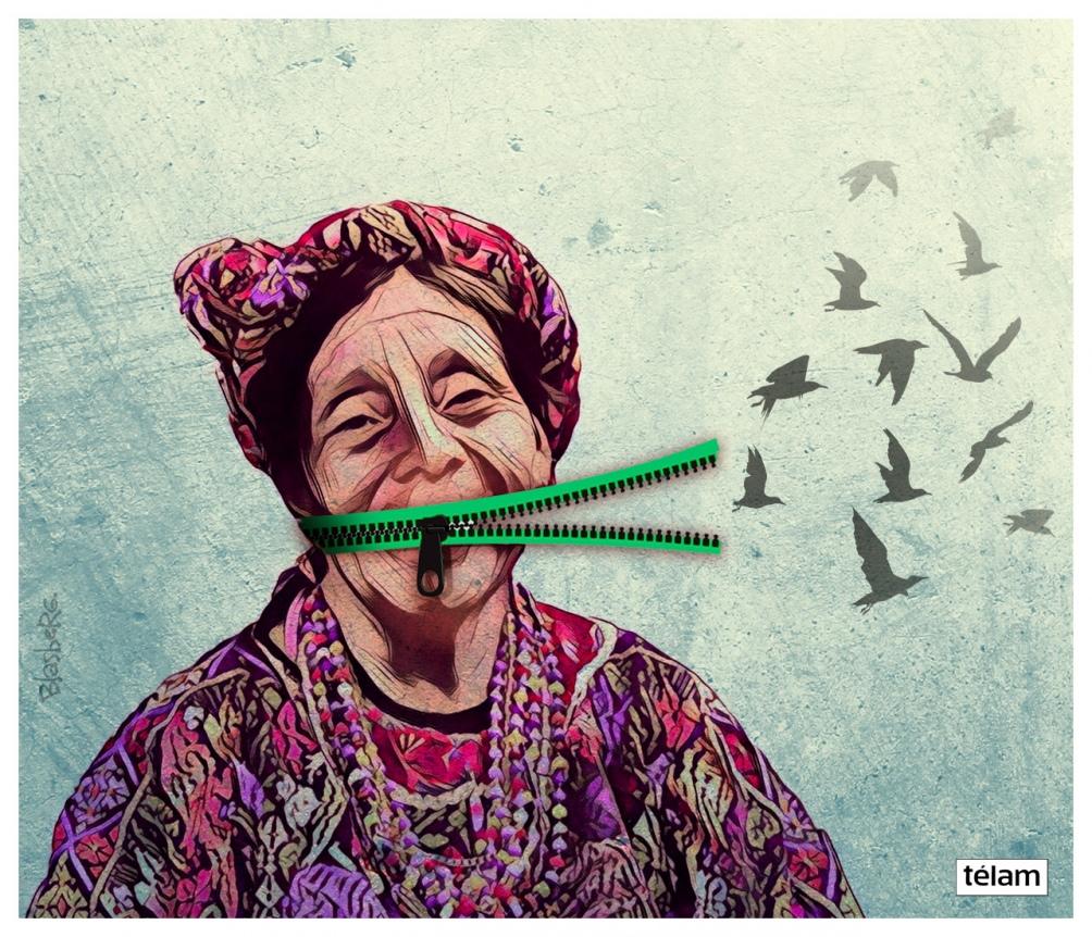 Las mujeres originarias pelean por tener voz y voto en las asambleas comunitarias