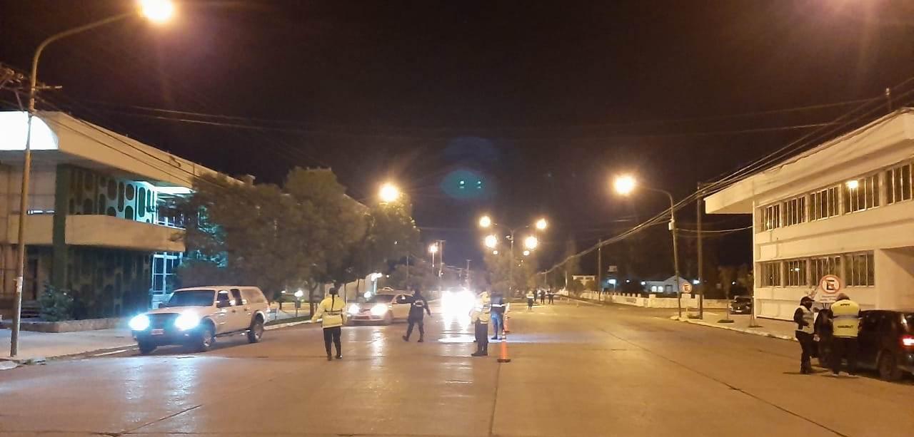 Seguridad Vial: 52 conductores fueron retirados de la vía pública este fin de semana largo