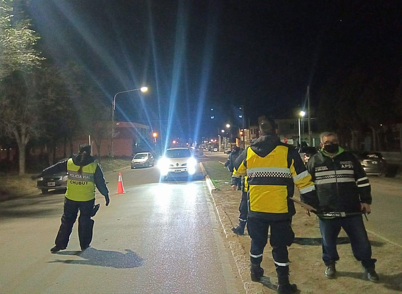 Seguridad Vial: se controlaron 6750 vehículos y hubo 64 conductores retirados de circulación