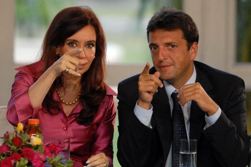 Mensaje potente: La señal de Cristina Kirchner y Sergio Massa