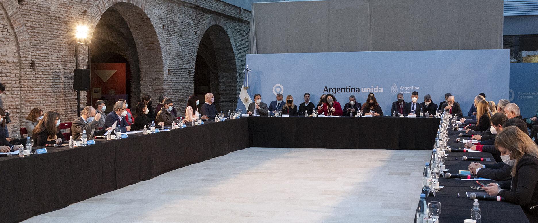 Puratich participó de reunión del COFESA, que ya trabaja en la post-pandemia