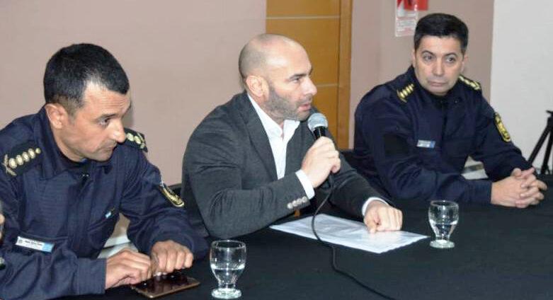 Massoni apuntó contra la jueza Parcio por falta de procedimientos antidrogas en Comodoro