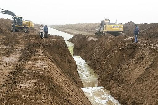 El IPA repasó con Nación el avance de proyectos hídricos en Chubut