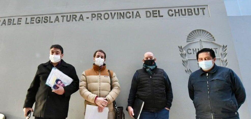 Zonificación: Jefes comunales de la Meseta se reunieron con diputados para pedir el tratamiento