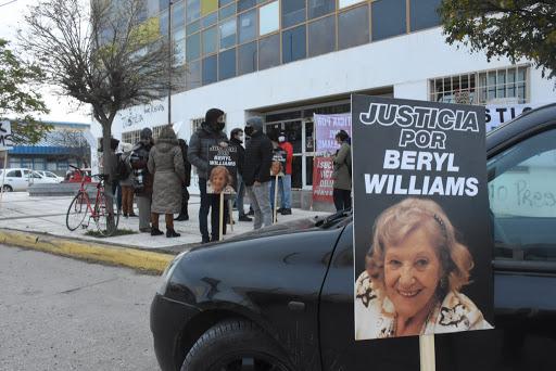 Madryn: Elevaron a juicio la causa por el crimen de la vecina Beryl Williams