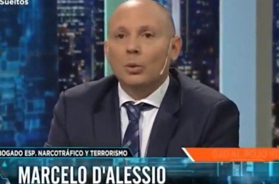 Entra en su etapa final el primer juicio al falso abogado D'Alessio por intento de extorsión