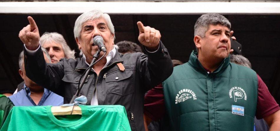 Paritaria: Camioneros logró aumento histórico de 45% en tres cuotas