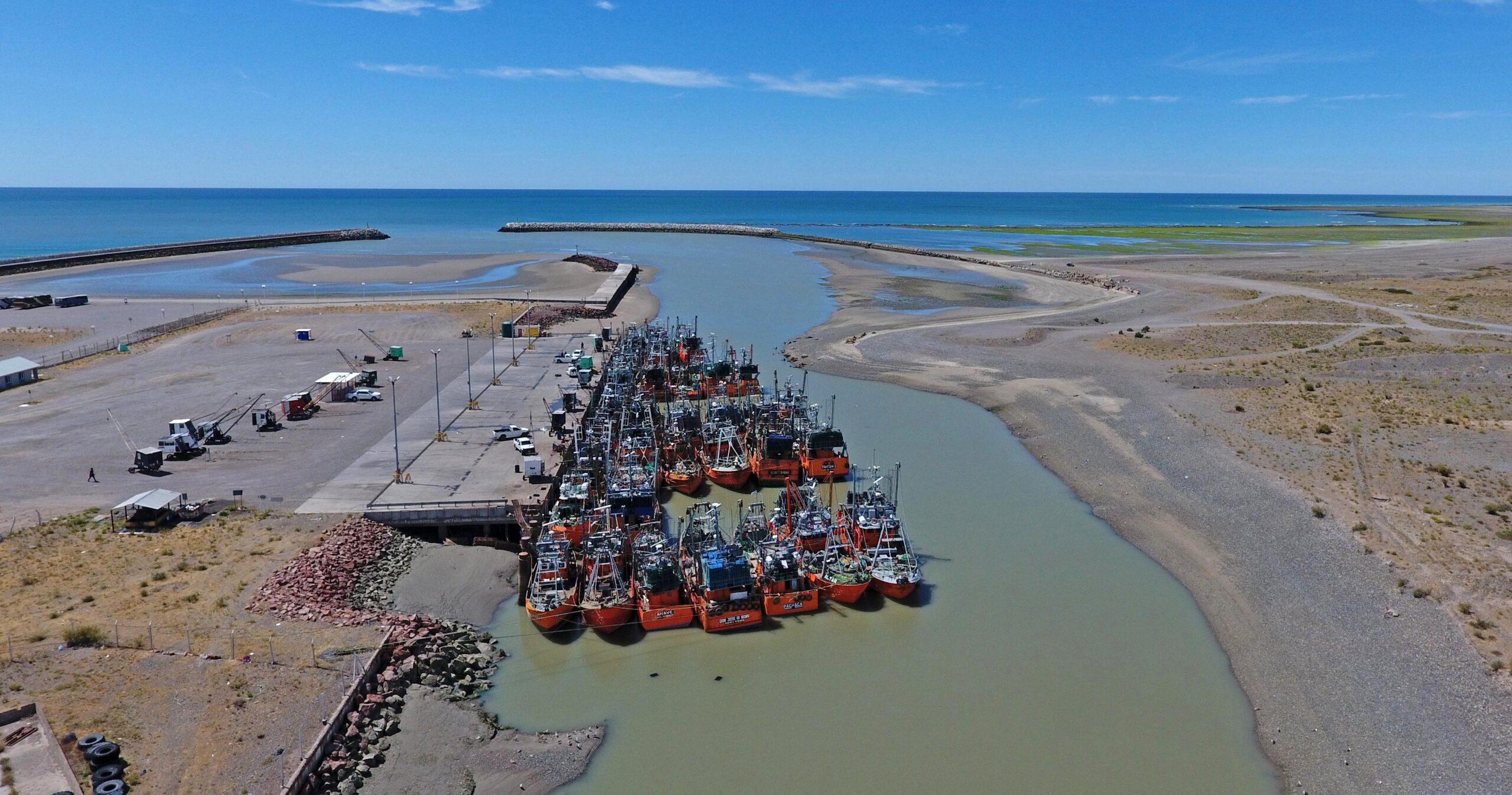 Provincia licita el 15 de julio la obra del dragado de Puerto Rawson