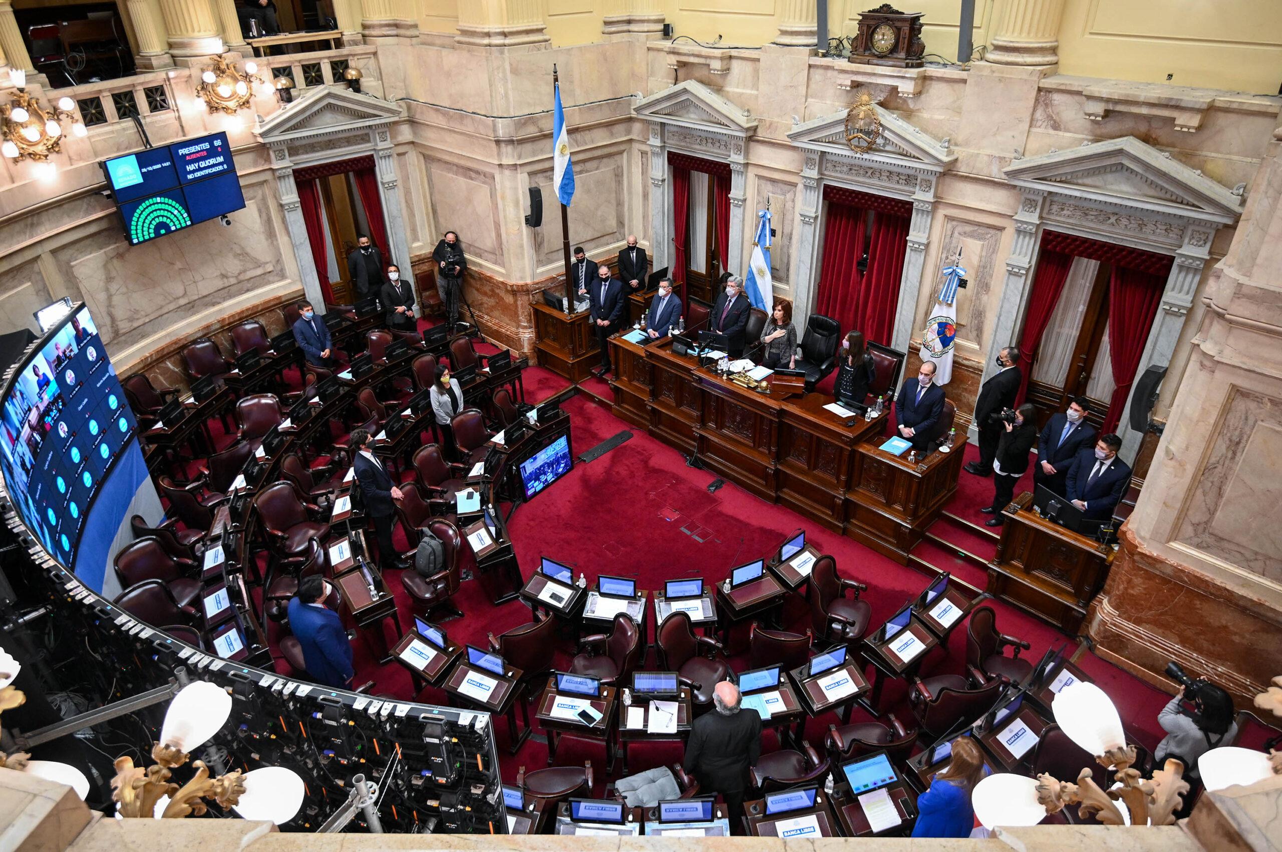 Es Ley el cambio de fechas de las elecciones: 12 de septiembre y 14 de Noviembre