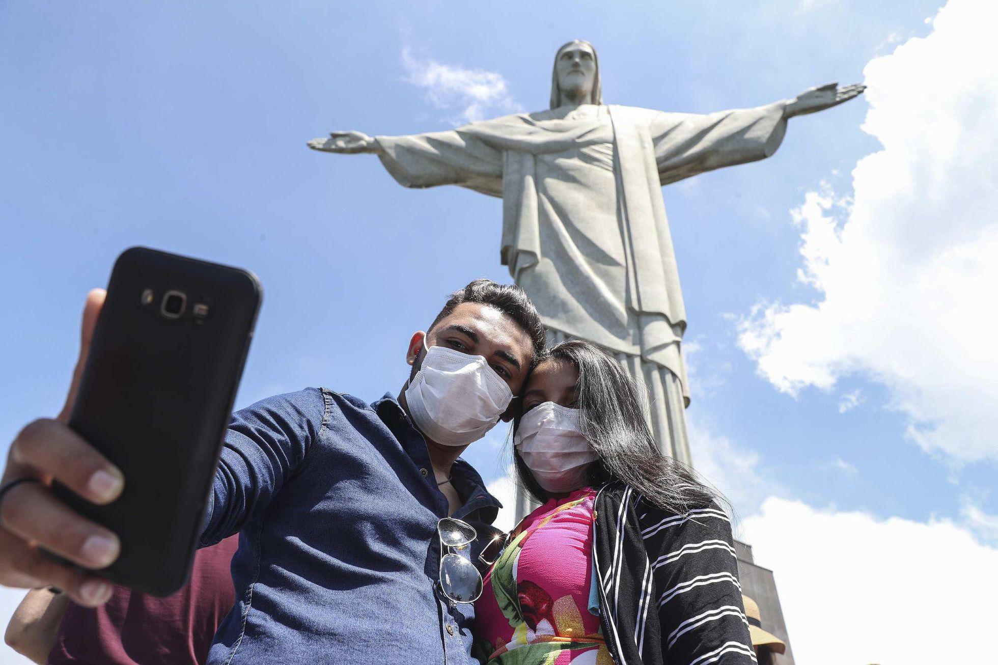 Brasil invertirá 1.000 millones de dólares para reimpulsar la reapertura del turismo