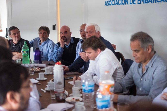 Langostino: El Consejo Federal Pesquero reunió a las cámaras marplantenses por la cuota social para AMBA