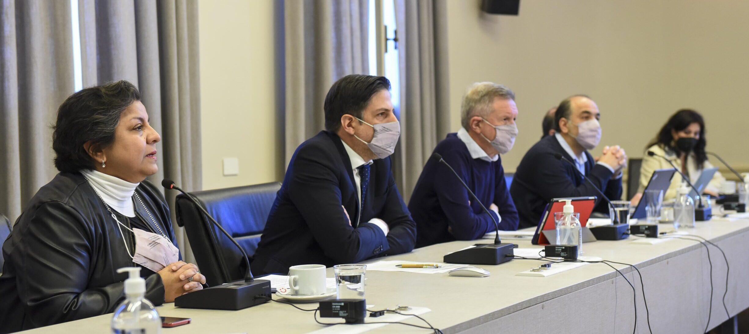 Chubut en la Asamblea del CFE: se fijaron criterios pedagógicos para el segundo semestre del año