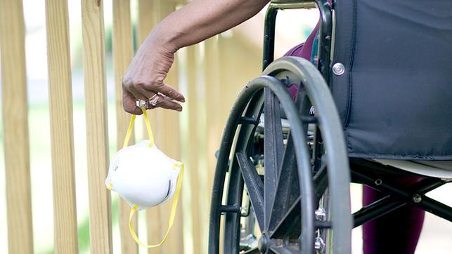 Nación crea un comité para analizar el impacto de la pandemia en la población con discapacidad