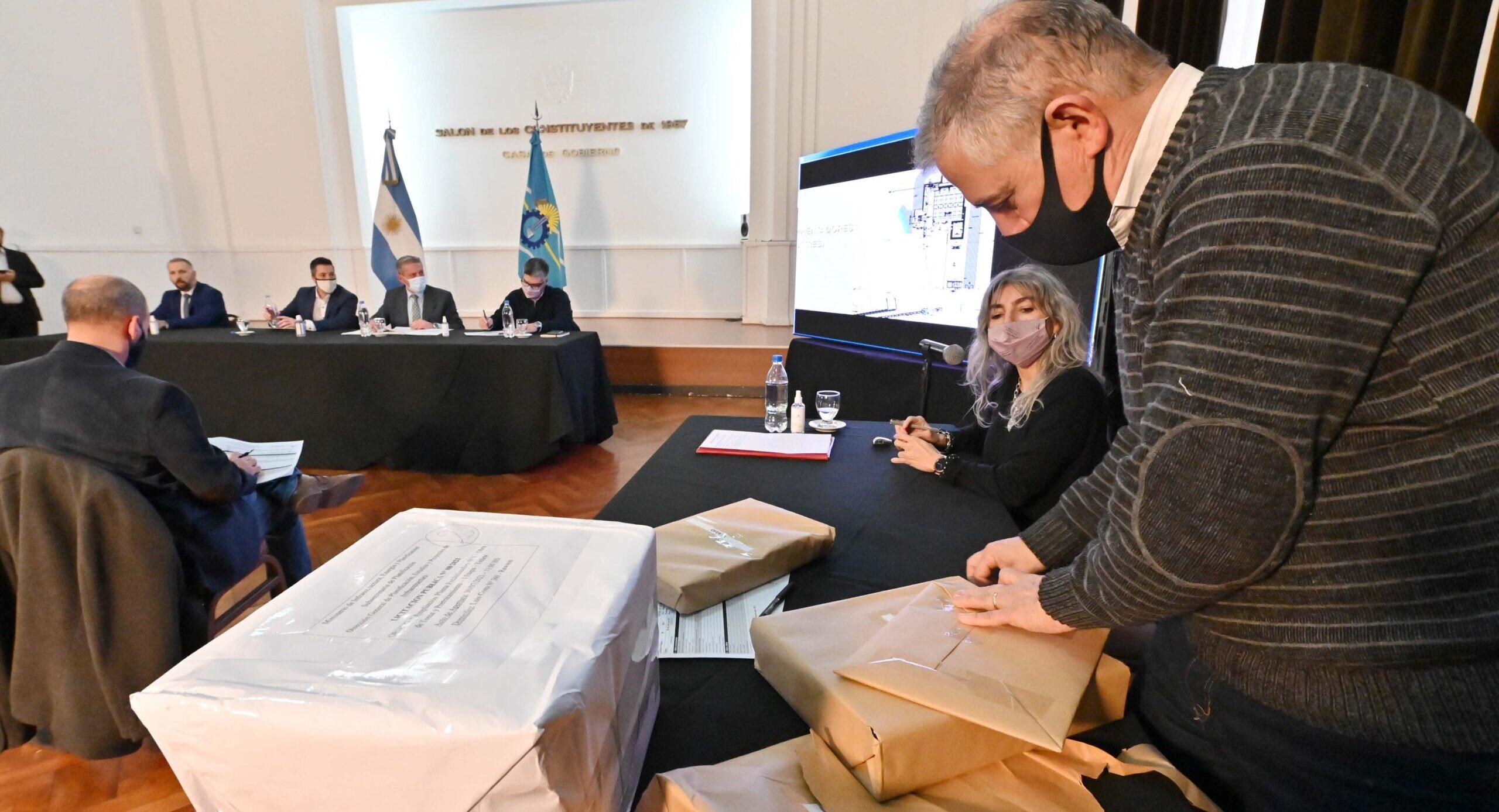 Trelew: Sudelco y Fabri se disputan la licitación de la Planta Potabilizadora por más de $450 millones
