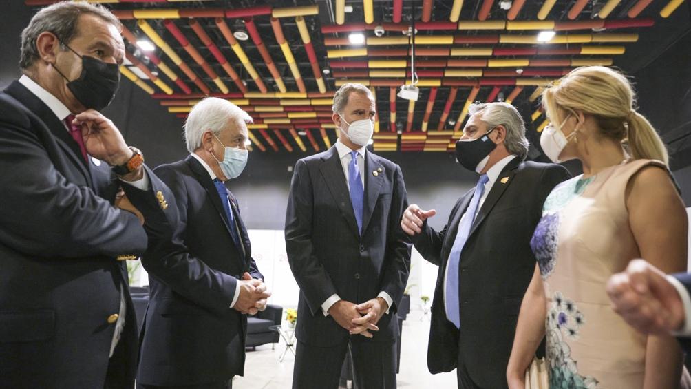 El Presidente y la comitiva que lo acompañó a Perú cumplen un aislamiento preventivo