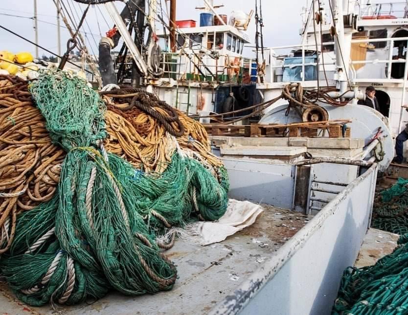 Medio Ambiente: Diez países pesqueros se comprometen a reciclar 1.500 toneladas de redes en desuso