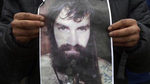Santiago Maldonado: su familia reclama la investigación por «desaparición forzada»
