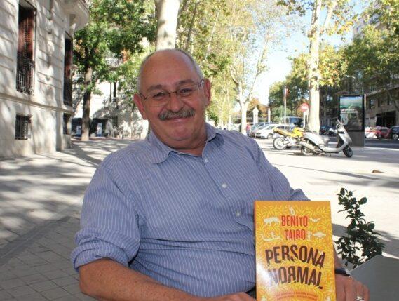 Benito Taibo y la reedición de 'Persona normal': «Las deconstrucciones son lentas», afirma