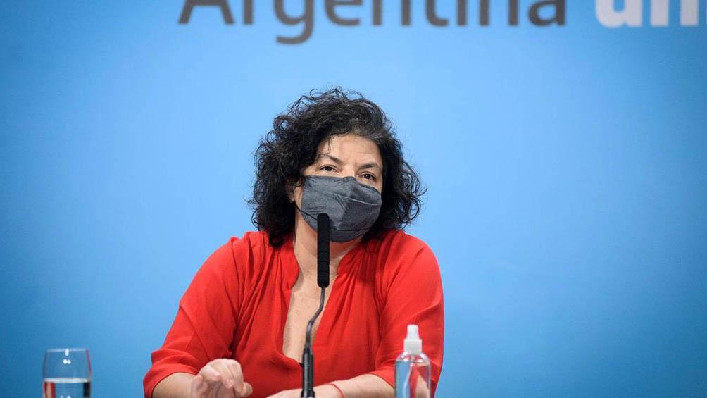 La OMS invitó a la Argentina a presentar un estudio de efectividad de Sinopharm