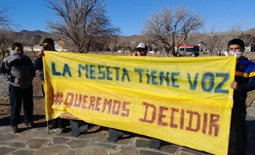 Barrera: «La Meseta del Chubut no tiene diputados para defender sus proyectos»