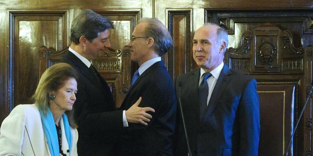 Estalló la interna en la Corte: Lorenzetti dijo que la elección de Rosatti tuvo «vicios» y «afecta el prestigio institucional»